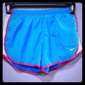 💥3/$20 Nike big girls dri fit shorts sz Lg New